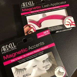 Ardell magnetic lashes and applicator